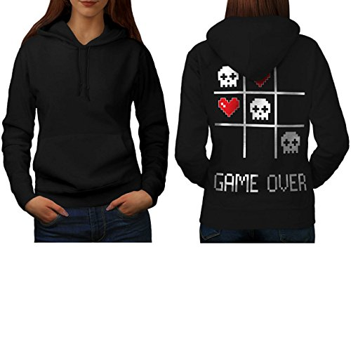 jeu-nerd-ordinateur-geek-femme-nouveau-noir-l-capuchon-reverse-wellcoda