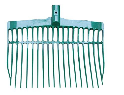 Bollengabel extra leicht Fast unzerbrechlich Flexible TOP Produkt stabil Farbe: grün | Dunggabel | Mistgabel | Pferdedunggabel | Mist Forke -