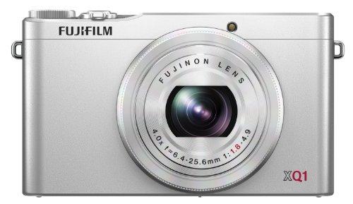 Fujifilm XQ1 Point & Shoot Camera (Black)