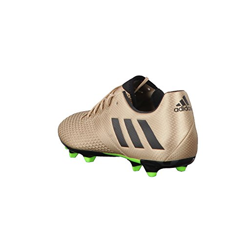 adidas Messi 16.3 Fg, Chaussures de Football Homme Multicolore (Coppmt/cblack/sgreen)