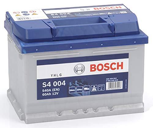 Bosch S4004 Batteria Auto 60A/h-540A
