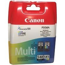 Cartuchos de impresora originales para Canon Pixma PIXMA MG2150, MG2250, MG3150, MG3250, MG3550, mg3650, MG4150, MG4250, MX375, MX395, MX435, MX475, MX515, MX525, MX535Incluye Bolígrafo Multipack