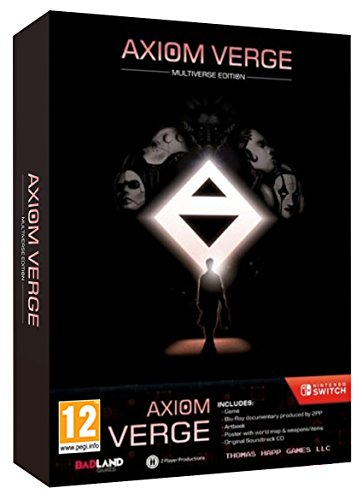 Axiom Verge: Multiverse Edition (precio: 34,90€)