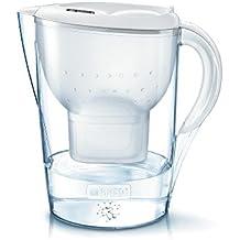 Brita Wasserfilter Marella XL, inkl. 1 Maxtra+ Filterkartusche weiß