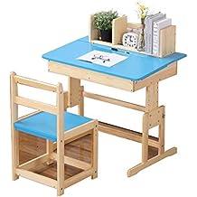 676d2740c0 Sedie da scrivania Tavolo da studio in legno massello con tavolo e sedie  scrittoio per scrivania