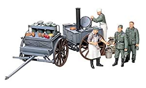 Tamiya 35247 German Field Kitchen 1:35 Plastic Kit