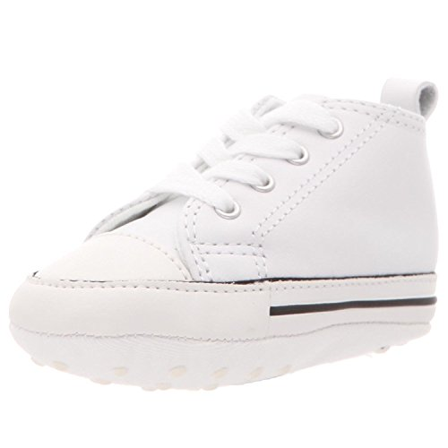 Converse Kids' First Star High Top Sneaker (Converse Kid Sneakers)