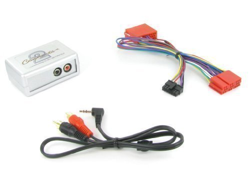 Connects2 CTVRVX003 Rover 75 OEM Aux Eingangsbuchse Interface 01 Discovery Bluetooth