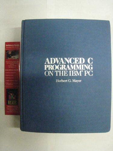 Download Advanced C Programming on the IBM PC PDF - ColwynMomi