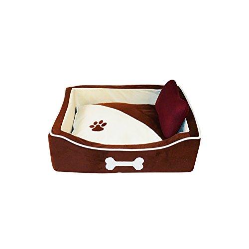 Ynzyog cuccia per cani per gatti estivi lavabile per cani di piccola taglia di xiong taidi (dimensioni : s.)