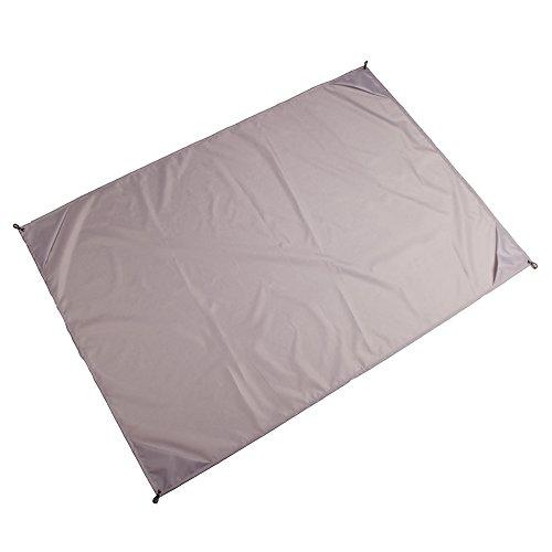 Preisvergleich Produktbild LaDicha 145 X 150Cm Wasserdicht Strandmatte Portable Camping Picknick Matte Baby Klettern Bodenmatte Schlafmatte - Rosa