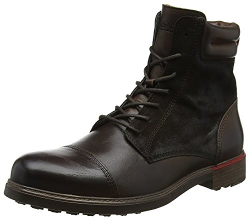 Nobrand Mens Iron Classic Boots Brown (marrone)