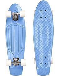 "'Ridge Pastels 27 Cruiser tarjeta de la UE nitroso Skate – Monopatín, unisex, Ridge Pastels 27"" Cruiser Board EU-hergestelltes Skateboard Skate Komplett, Lilac-White"