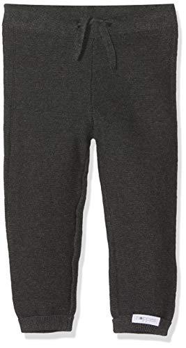 Noppies Unisex Baby U Pants Knit Reg Lux Hose, Grau (Dark Grey Melange C238), 68
