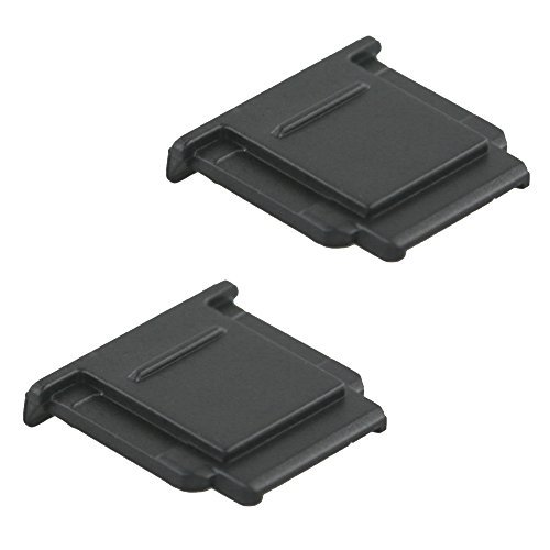 (2-Pack) JJC Black Hot Shoe Cover for Sony A6500 A6300 A6000 A9 A7 A7II A7RII A99 A99II NEX-6 RX1 RX1R RX1R II RX10 RX10 II RX100IV RX100III A58 A68 DSC-HX400 DSC-HX50 DSC-HX60  available at amazon for Rs.1294