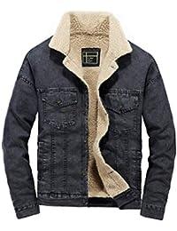 new arrival ac5b4 90d1f Amazon.it: Giacca In Panno - Uomo: Abbigliamento