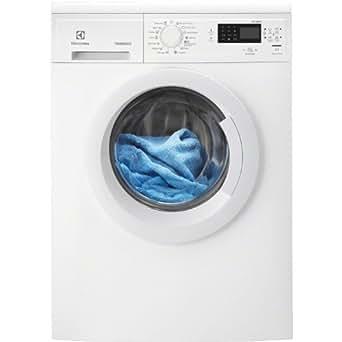 Electrolux EWP1470TDW Autonome Charge avant 7kg 1400tr/min A++ Blanc machine à laver - machines à laver (Autonome, Charge avant, A++, B, Blanc, LCD)