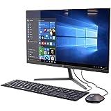 """Primux Iox All-in-One 2301F, Ordenador con Pantalla de 23,8"""" Full HD (Intel Celeron N3350 2,41 GHz, 4 GB DDR3L SDRAM, 32 GB Almacenamiento Ampliable, HDMI, USB 3.0 Y 2.0), Color Negro"""