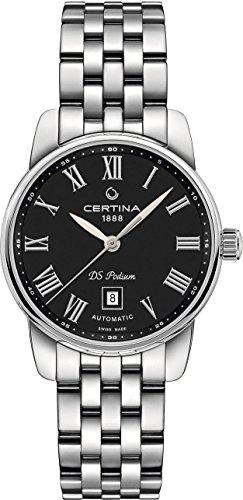 Certina Urban DS Podium Lady C001.007.11.053.00 Reloj Automático para mujeres Clásico & sencillo