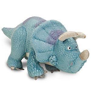"Disney Pixar Toy Story 3 Trixie 7\"" Plush [Toy] by Disney [Toy] (English Manual)"
