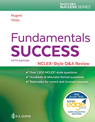 Fundamentals Success: Nclex?-Style Q&A Review