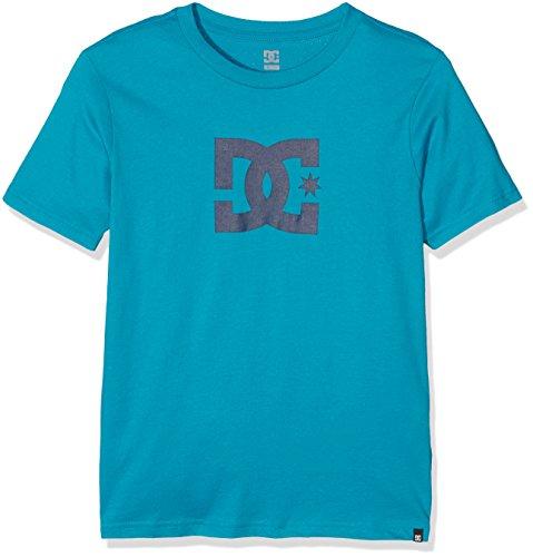 DC Shoes Star-T-Shirt a maniche corte per schermo, colore: blu, taglia: 42/L