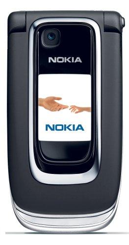 Nokia 6131 - M  vil libre  pantalla de 2 2  240 x 320  11 MB de capacidad  color negro