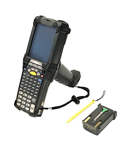Symbol Motorola MC92N0-GJ0SXERA5WR Barcode-Scanner - 1D Lorax Long Range Scan Engine - Pistolengriff - Windows eingebettet 6,5 - 53 Tasten