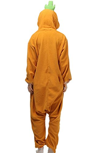 Imagen de dato ropa de dormir pijama zanahoria cosplay disfraz animal unisexo adulto alternativa