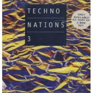 Techno Nations 3 by DJ Hell, AFX, Bandulu, Lost Sector, Sapiano, Vapourspace, Christian Vogel, Accelerator, Love Inc., Secret Cinema, Edge Of Motion, Spira Planetary Assault Systems