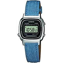 Casio Women's Watch LA670WEL-2A2EF