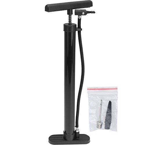 Xq Max Manual Hand Pump Tyre inflator Air Pressure Bike Football Air Bed Ball Bicycle Cycle Machine