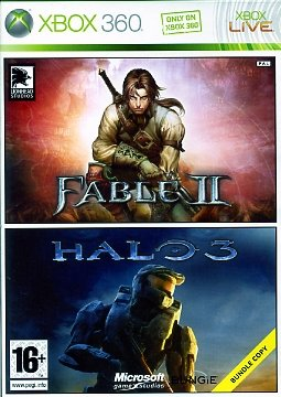 Fable 2 + Halo 3