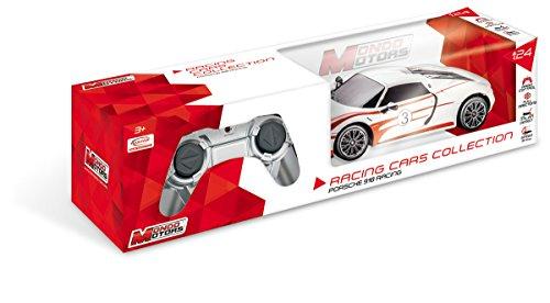 Mondo Motors - 63288.0 - Porsche 918 Racing Radiocommandé - Echelle 1/24
