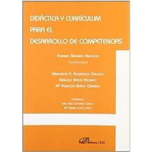 Didactica y curr¡culum para el desarrollo de competencias