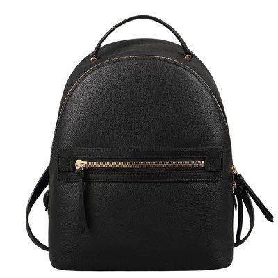 bxmb Baotou Borsa di cuoio borsa di cuoio nuovo Ventola coreano Adorable Panda Zaino Zaino Afternoon, blu nero