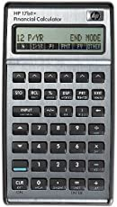 Hewlett Packard HP17bii+ Finanzmathematischer Taschenrechner