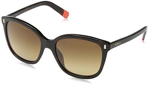 Furla - occhiali da sole su4833 candy occhi di gatto, donna