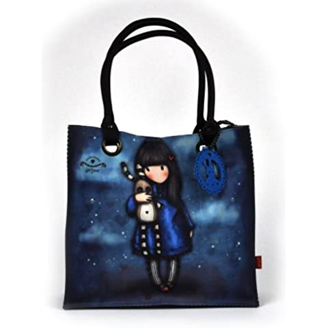 Hush Little Bunny - Large Shopper Bag by Gor-juss