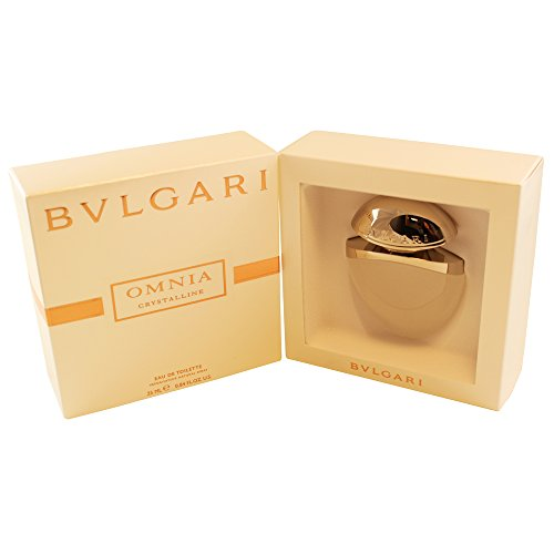 Bvlgari Omnia Crystalline, femme/ woman, Eau de Toilette, 1er Pack, (1x 25 ml)