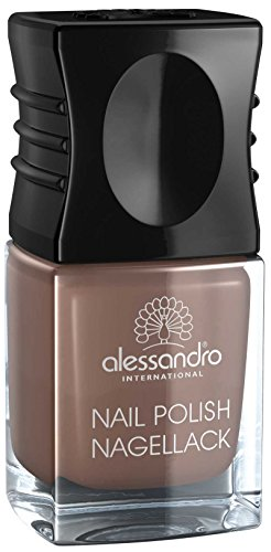 Alessandro International : Vernis à Ongles 5 ml – (5 ml) : Alessandro International : Couleur : 169 Nude Parisienne