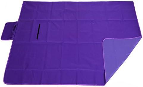 Coperta Coperta Coperta da picnic Stuoia Impermeabile della stuoia della Tenda della stuoia di Picnic di Coloreee Solido Stuoia Impermeabile all'aperto di Oxford 150  200cm (Coloreee   Viola) | Bassi costi  | Negozio famoso  3f9532