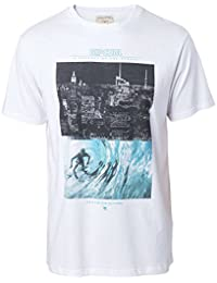 Rip Curl Men's Gday Bday Short Sleeve T-Shirt