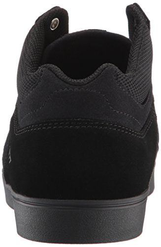 Emerica Shoes - Emerica The Hsu G6 Shoes - Black/white Black