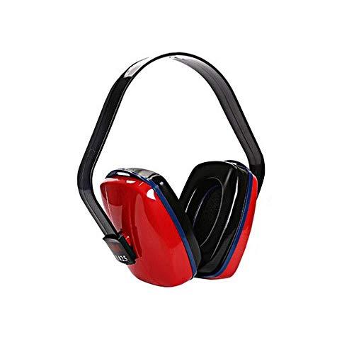 YDS SHOP Schalldichte Ohrenschützer, professioneller Schlaf mit Geräuschunterdrückung, leises Lernen Industrielle Kopfhörer mit Geräuschunterdrückung 30 Dezibel