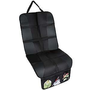 rovtop protecteur de si ge de voiture respirant housse siege auto couvre siege auto avec poches. Black Bedroom Furniture Sets. Home Design Ideas
