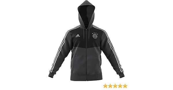 Bayern Munchen Adidas Veste Sweatshirt sport Jacket 2018 19