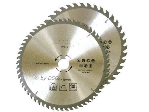 toolzone-tct-circular-saw-blades-2pc-250mm-40-and-60-teeth