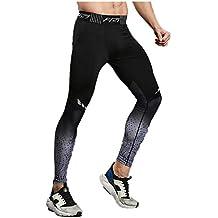 VPASS Pantalones para Hombre,Chándal de Hombres Deportivos Running Pants Jogging Pantalon Fitness Gym Slim