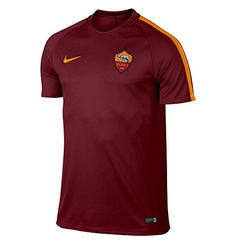 nike-roma-m-nk-dry-sqd-top-ss-maillot-manches-courtes-as-roma-pour-homme-rouge-team-filet-kumquat-ku
